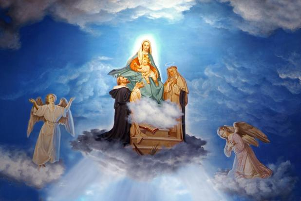 October - The Month of the Rosary - Diocesan Shrine of Saint John Paul II,  Holy Rosary, Passaic - Passaic, New Jersey